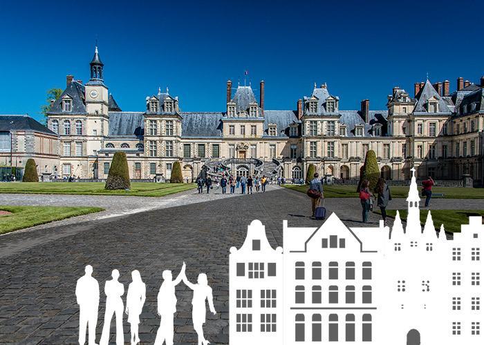 Activité insolite d'anniversaire à Fontainebleau