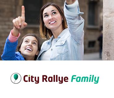 City Rallye Family Jeu de Piste Citeamup Activité sortie famille Familiale visite en Ville